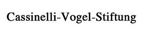 Cassinelli Vogel Stiftung
