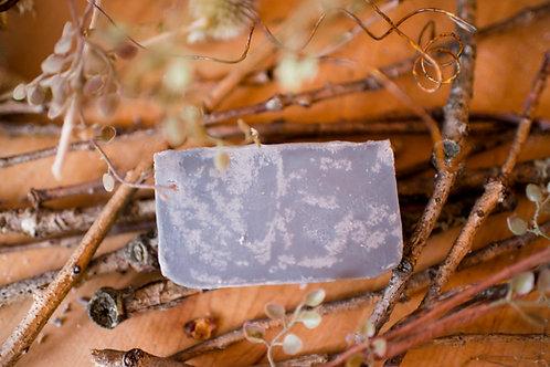 Bergamot Sandalwood Scented Artisan Handmade Soap
