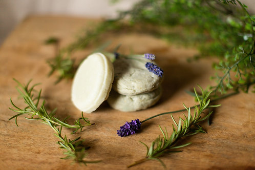 Rosemary and Lavender Shampoo and Conditioner Bar Gift Set