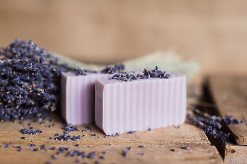 Tea Tree and Lavender Handcrafted Soap