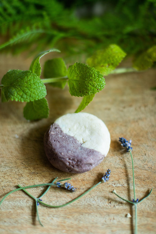 Solid Shampoo Bar Eco Friendly Lavender Mint