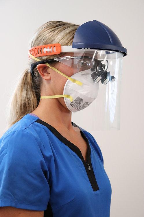 Suregrip-BBI Reusable Dental Face Shield Bundle
