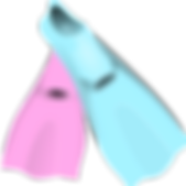 flippers-157736_1280.png