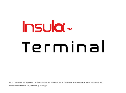 Insula Terminal is on its way to your door.