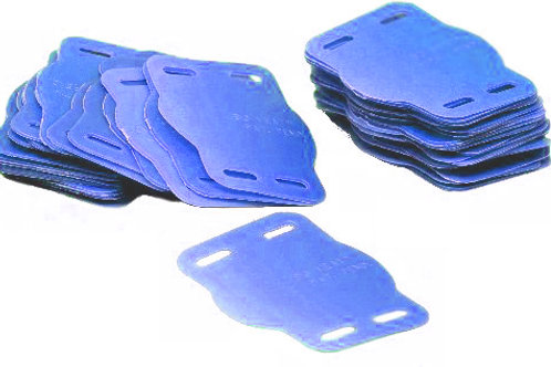 Speedplay cleatwedges (spie 1mm)