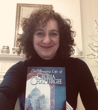 Stephanie with book.JPG