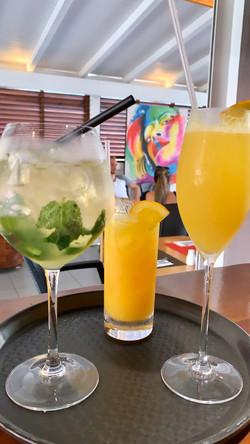 Royal Mojito - Jus d'orange frais - Royal Mimosa orange