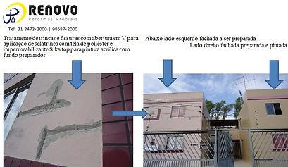BH Pintura de Fachadas Belo Horizonte, B