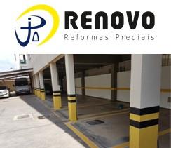 Pintura de Garagem e de Demarcação de Vagas Belo Horizonte e Região