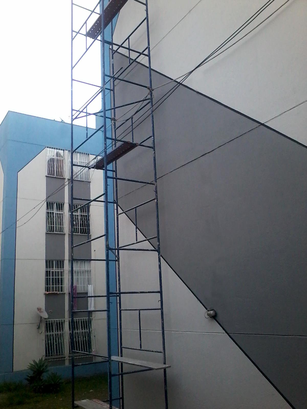 Impermeabilização de fachada