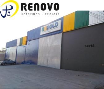 Reforma Comercial | Reforma Residencial | Condomínio | Lojas Salas Comerciais | Prédios | Fachadas