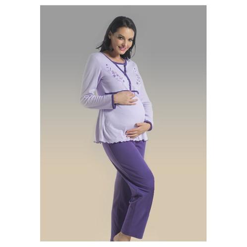 d1202af36 Pijama Maternal para Lactancia.