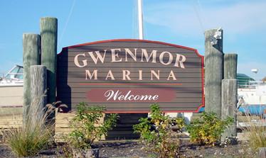 welcome to Gwenmor Marina Mystic CT