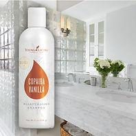 Copaiba Vanilla Shampoo - 295ml