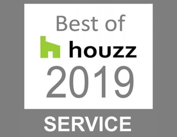 2019 houzz pro service award