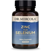 Zinc Plus Selenium Dietary Supplement 90 caps