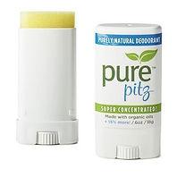 Pure Pitz Deodorant Stick 0.6 OZ