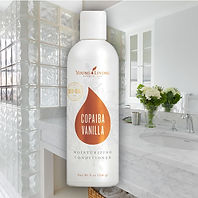 Copaiba Vanilla Conditioner - 295ml