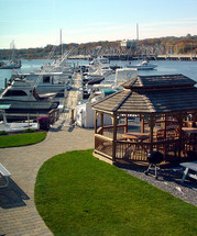 best ammenities at Gwenmor Marina Mystic CT