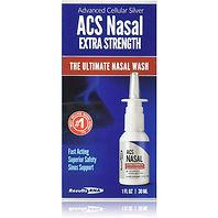 ACS Nasal Colloidal Silver Extra Strength