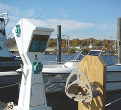 full-service slips at Gwenmor Marina Mystic CT
