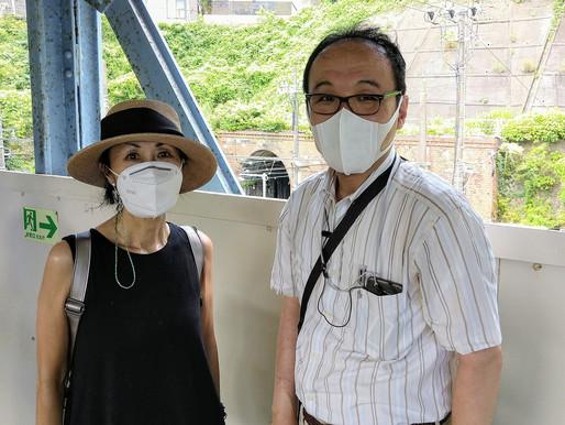 横須賀 トンネルを巡るツアー