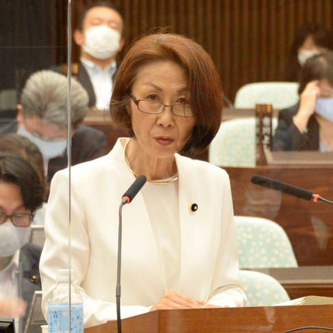 本会議 初登壇ご報告 (6月23日)
