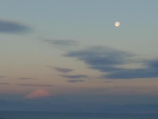 新しい月、新たな気持ちで!