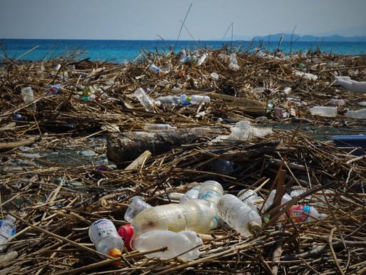海岸のゴミ問題