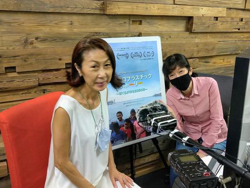 大川印刷スタジオで声優に挑戦