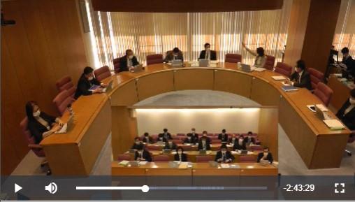環境農政常任委員会にて質疑要望