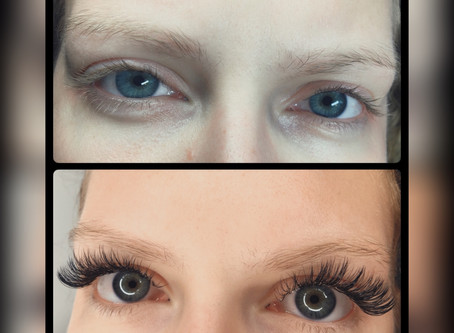 Featherweight Hybrid Eyelash Extensions,  Customized for you! ❤️