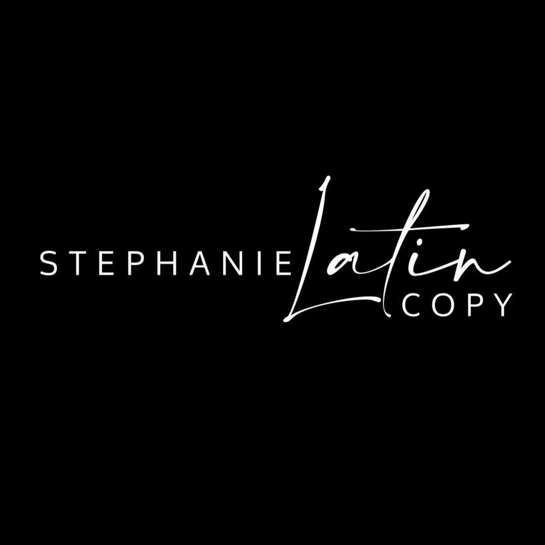 Stephanie Latin Copy Logo