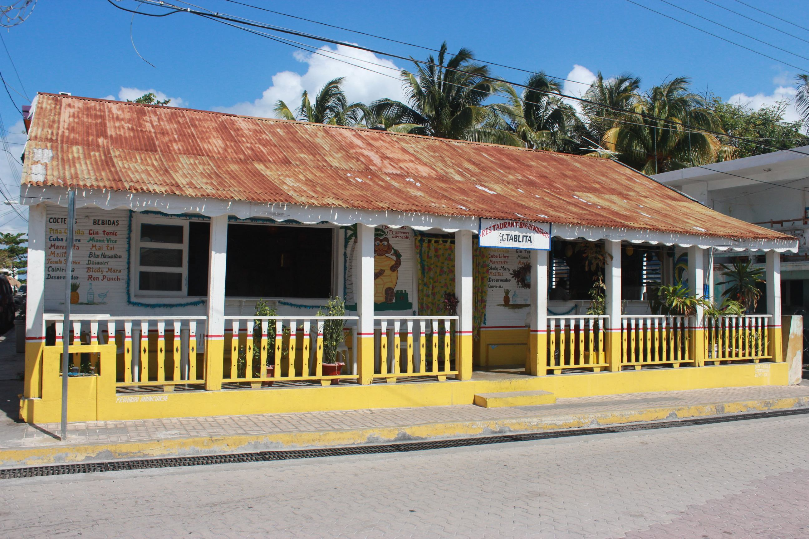 La Tablita Cantina