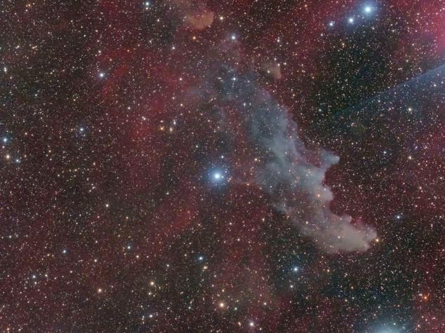 IC2118 Hexenkopfnebel