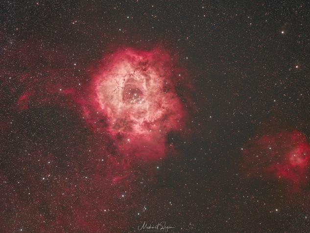 NGC2244 Rosettennebel