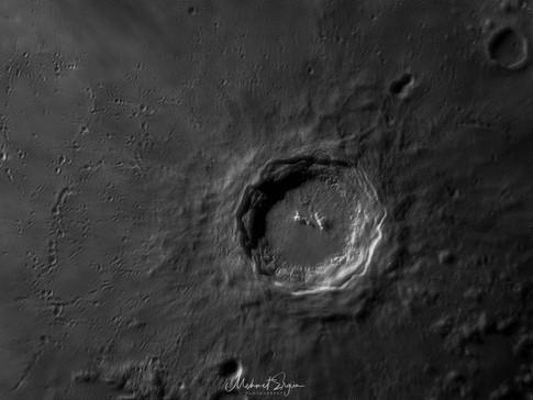 Krater Copernicus