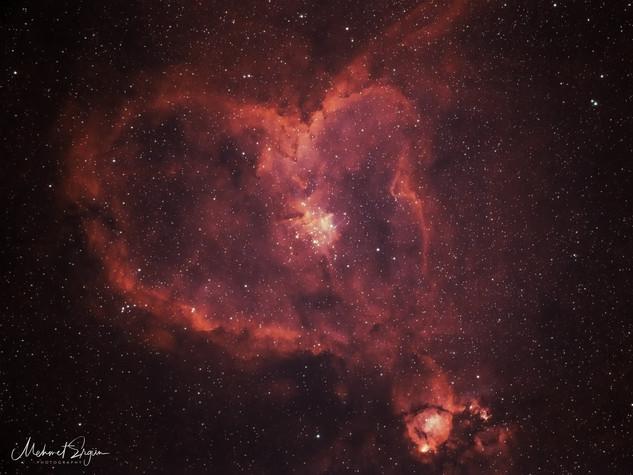 IC1805 Herznebel