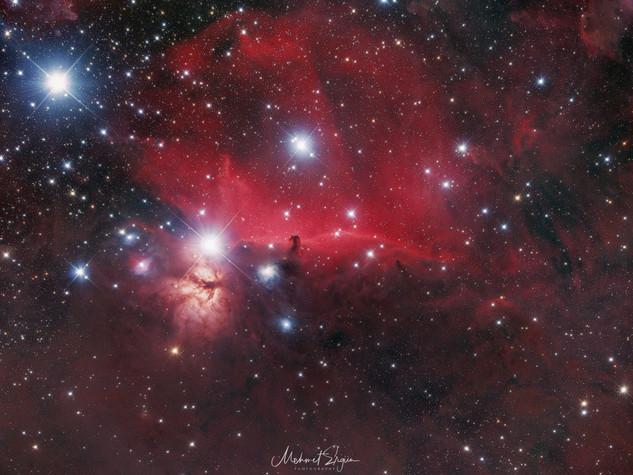 IC434 Horsehead Nebula