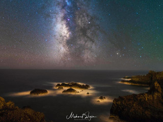Santa Cruz Küste