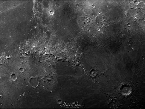 Mond Alpen