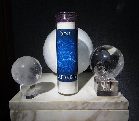 Soul Clearing Candle