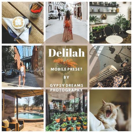 Delilah Preset