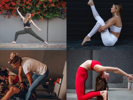 shoutout to the yogis