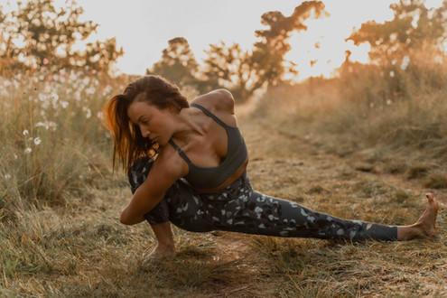 Annasana Yoga