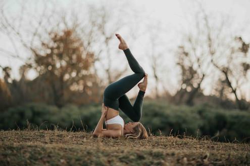 Tegan B Yoga