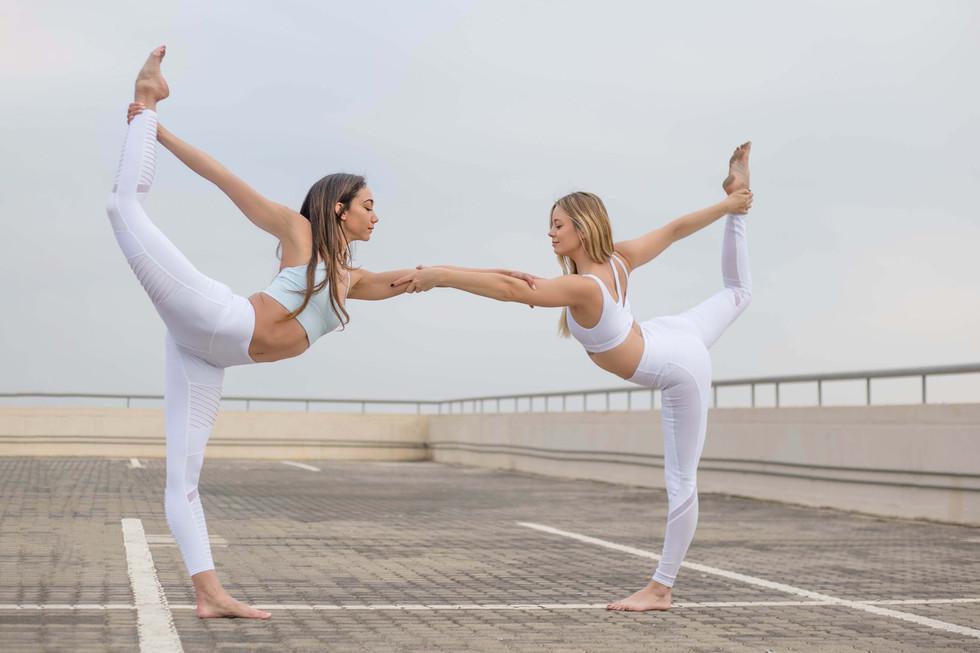 Taz + Tegan - Alchemy - Alo Yoga