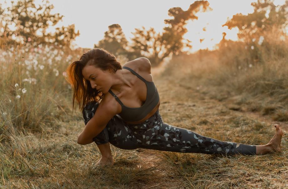 yoga photography