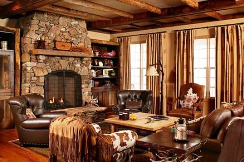 log livingroom