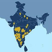 India map location (RT New Location)extr